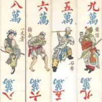 Part 01 ~ The Mah-jong Game of the 1950s