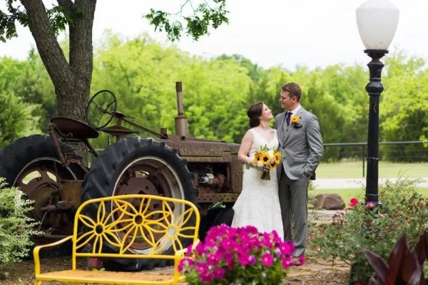 Country Theme Wedding