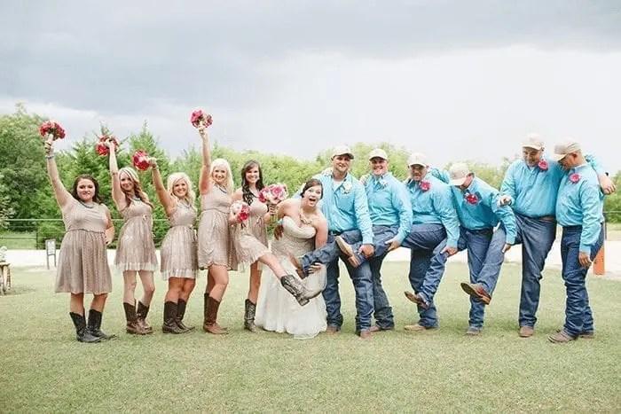 Outdoor Wedding Attire Ideas