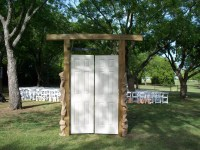 Outdoor Wedding Dcor Ideas Part 2  1899 Wedding & Event