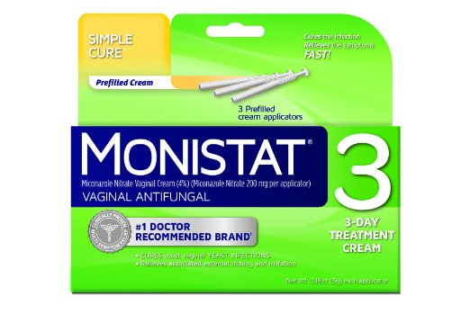 Monistat 3 Vaginal Antifungal Full Review – Does It Work ...