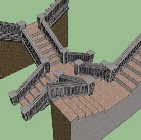 Stair fancy 1