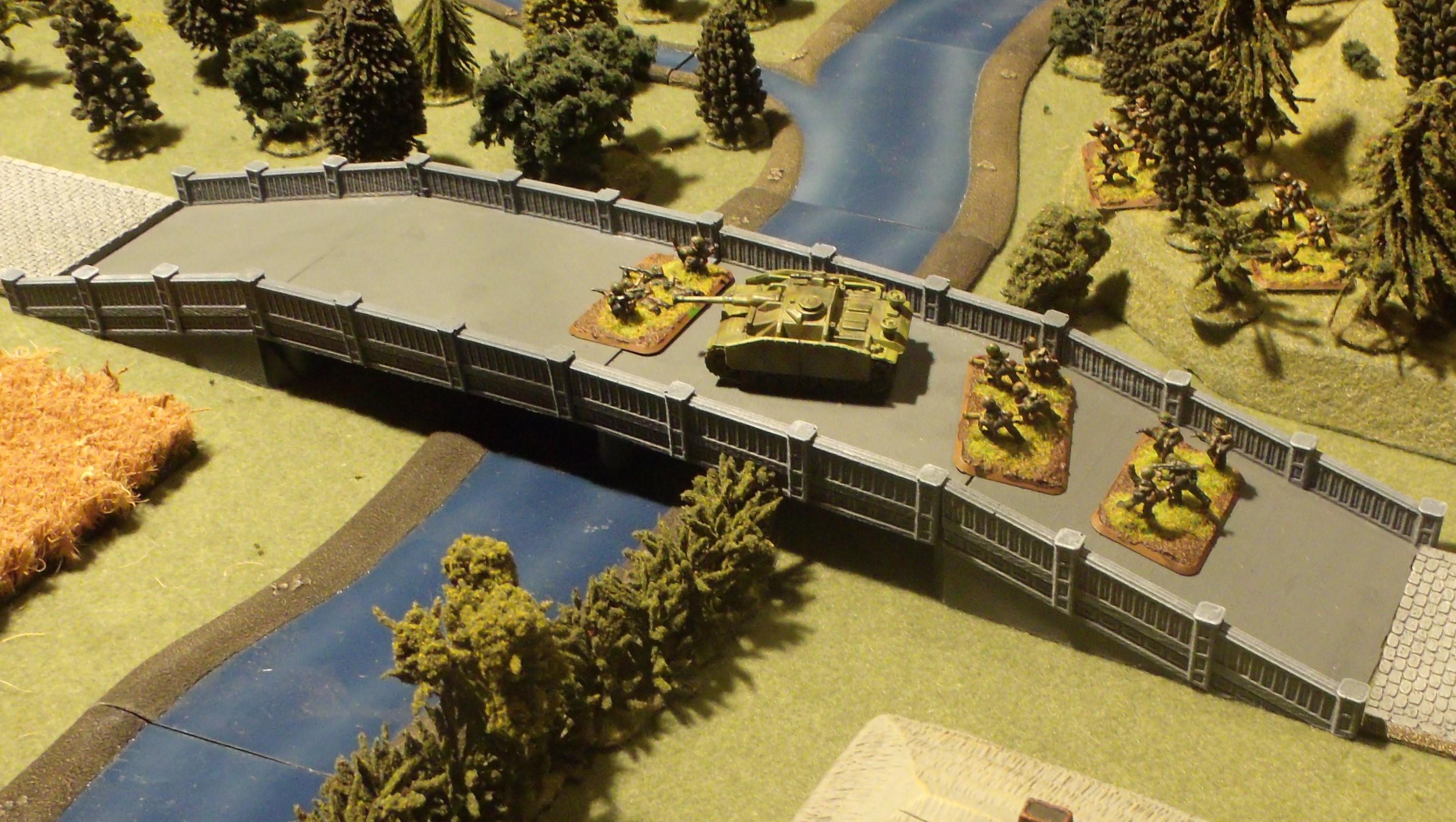 15mm Bridge