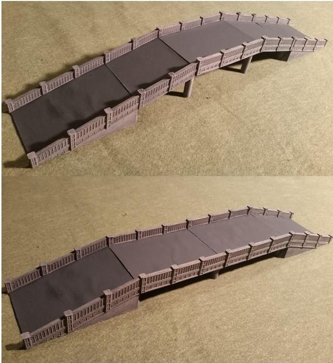 Riser kit comparison