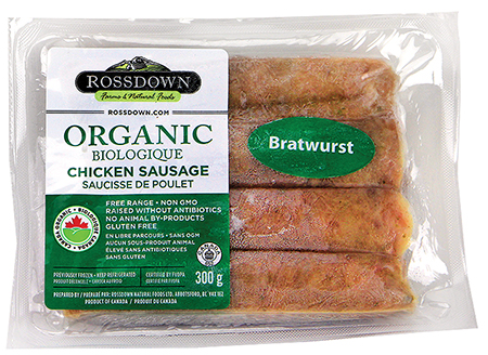 Organic Chicken Sausage Country Grocer