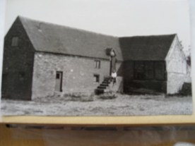 Barns Sutton house