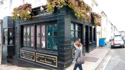 opposite pub