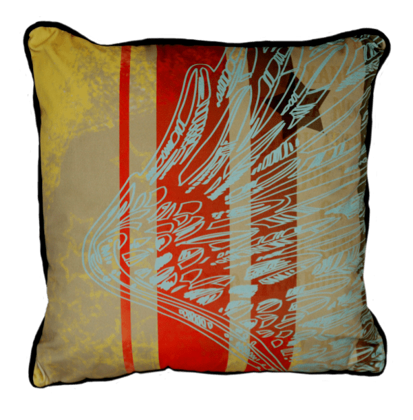 Coussin Georges - plumes