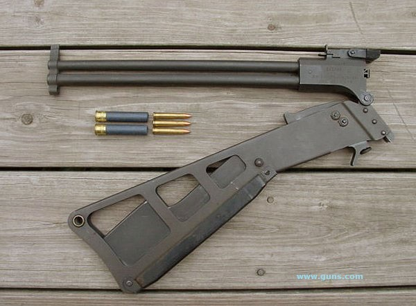 1911Hub M6 Aircrew SurvivalWeapon