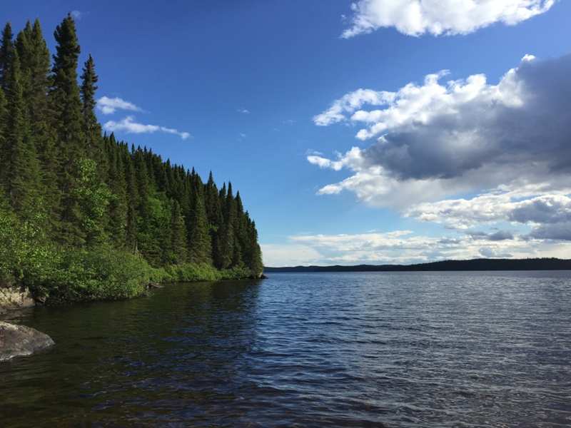 1911hub 猎场湖景1