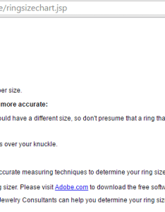 Zales ring sizing landing page also how kay jewelers and tiffany  co overthought rh