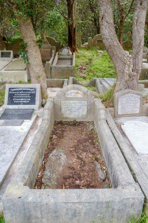 Sydney Smith's grave