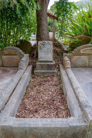 John McKenzie's grave