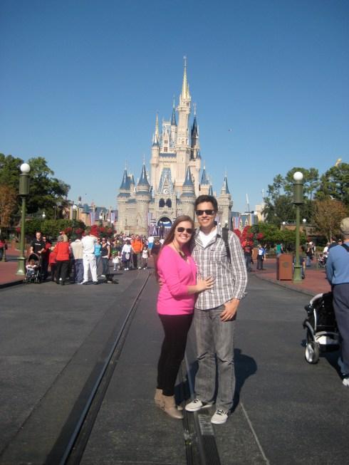 Cinderella Castle 2010