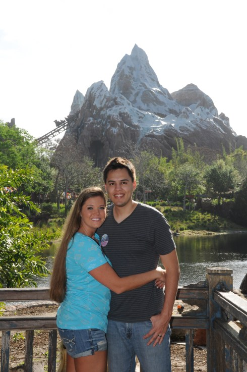 Expedition Everest 2012