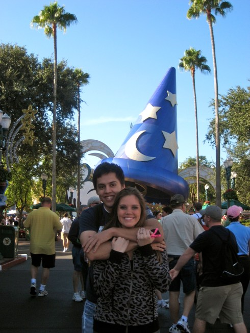 Hollywood Studios 2008 - Our favorite park!