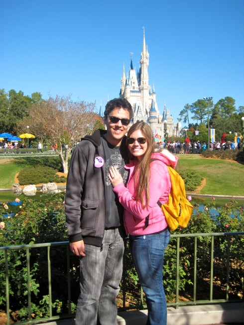 Magic Kingdom love in 2010