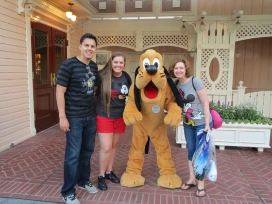 Sweet Pluto!
