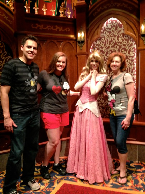 Princess Aurora!