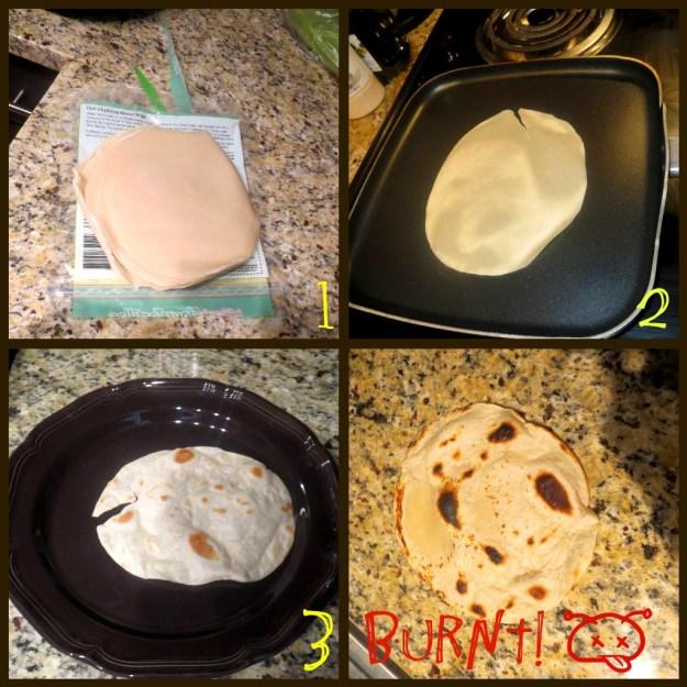 Tortilla Collage