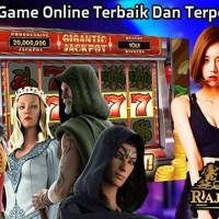Daftar Judi Slot Game Online Terpercaya