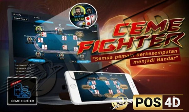 Ceme Fighter Online Pos4D