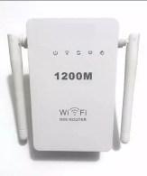 Imagem do repetidor wireless n 1200 mbps de acesso pelo endereço http://192.168.1.254