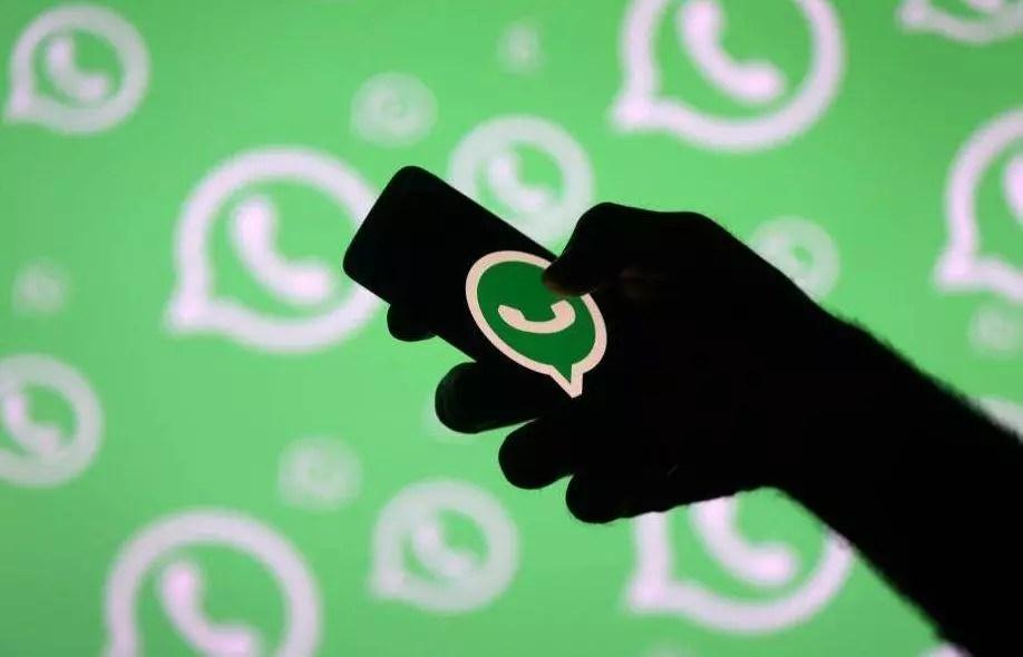 imagem mostrando logo do whatsapp - crypt12