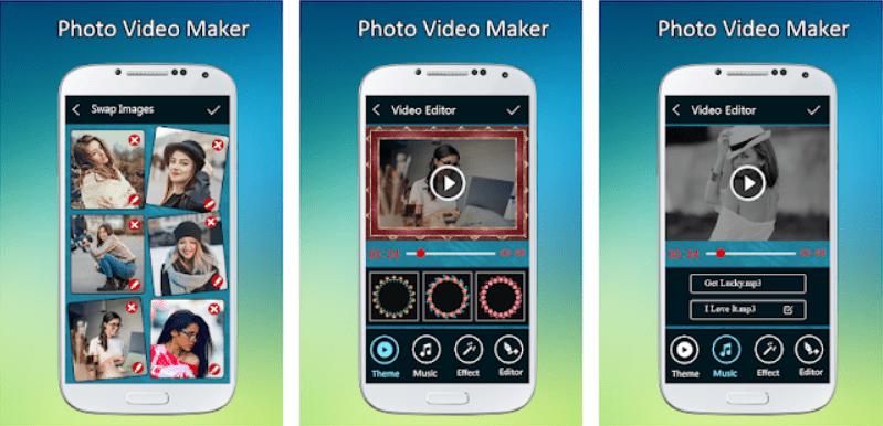 aplicativo para fazer video com fotos