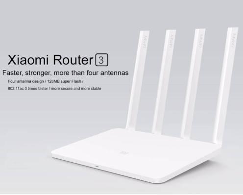Imagem mostra o roteador xiaomi 3 de acesso pelo ip 192.168.31.1