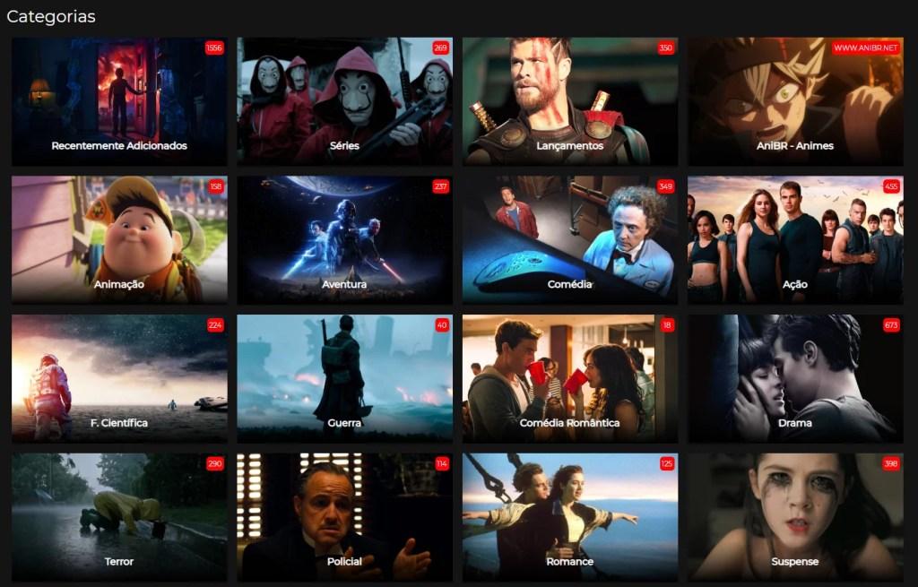 baixar aplicativo para assistir filmes e series gratis