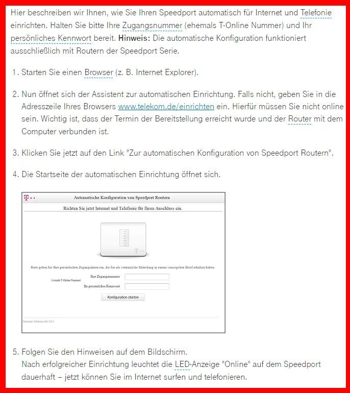 www.telekom.de/einrichten
