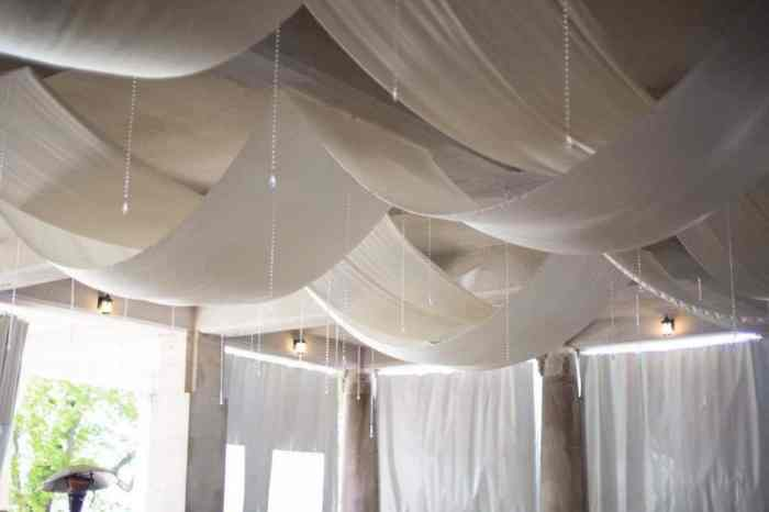 White Satin Fabric: Basketweave, Crystal Strands
