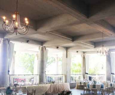 Large Brushed Gold Chandeliers