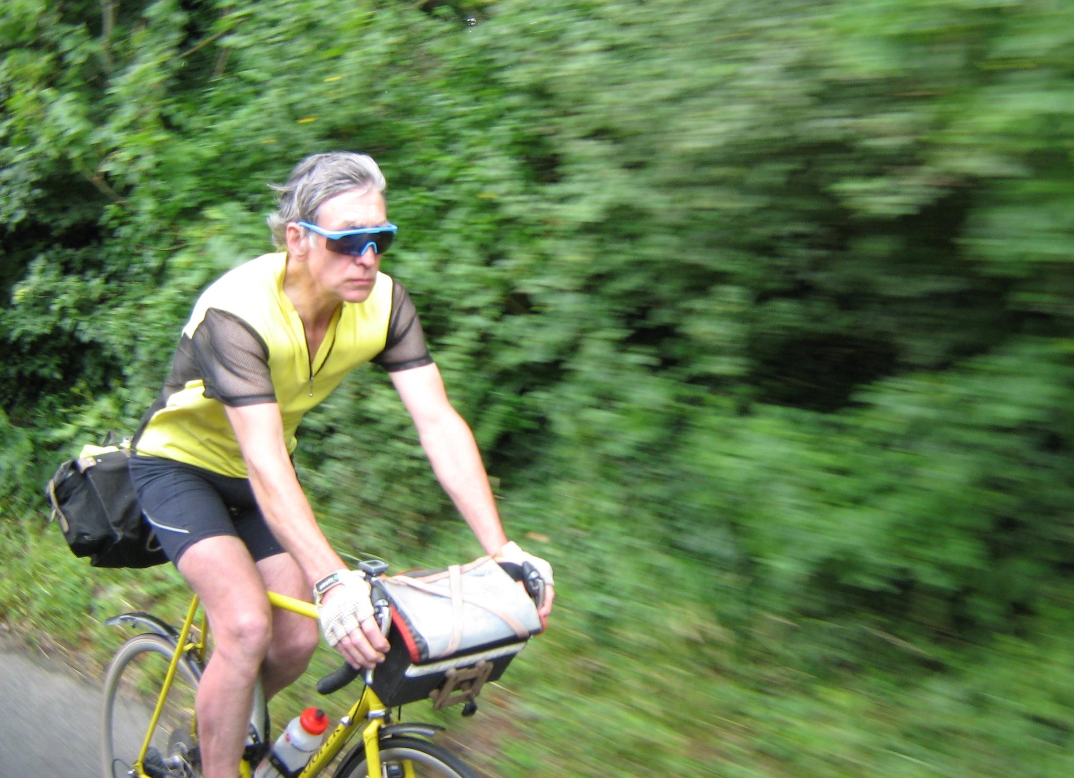 'Easy Rider' Martin