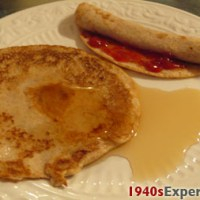5 dishes from 1 recipe - pancakes