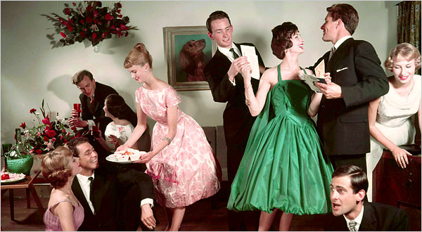 How To Throw A 1950s Style Cocktail Party  1950sglam