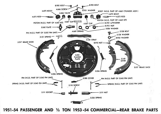 1951 Chevy 235 Engine Diagram. Chevy. Auto Wiring Diagram