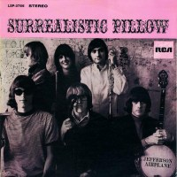 Surrealistic Pillow  Jefferson Airplane (1967)