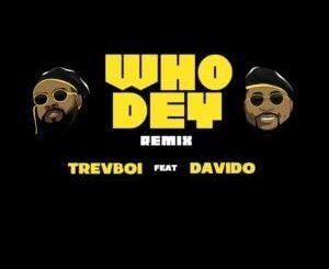 Trevboi Ft. Davido – Who Dey (Remix)