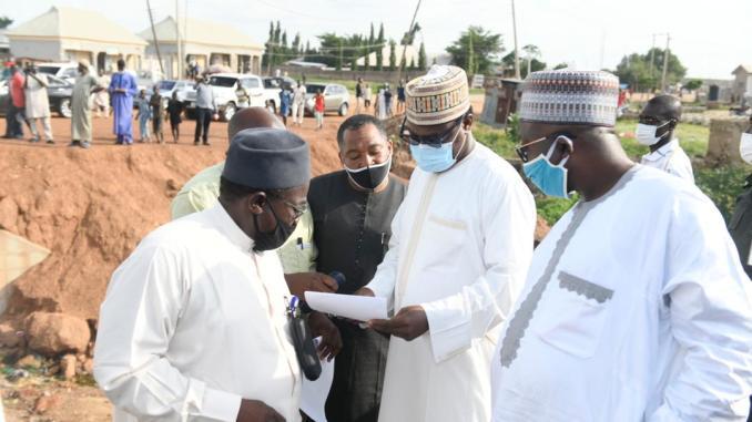 Governor Sani Bello Niger State