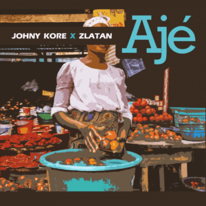 Jonny Kore comes out with a collaboration Zanku Records front-man, Zlatan in unleashing a brand new record titled Aje Download And Enjoy Below!!!
