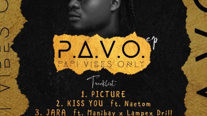 DJ Papi – P.A.V.O (Papi Vibes Only)