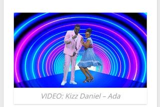 Kizz Daniel - Ada