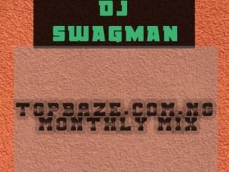 DJ Swagman – Tgpbaze Monthly Mix