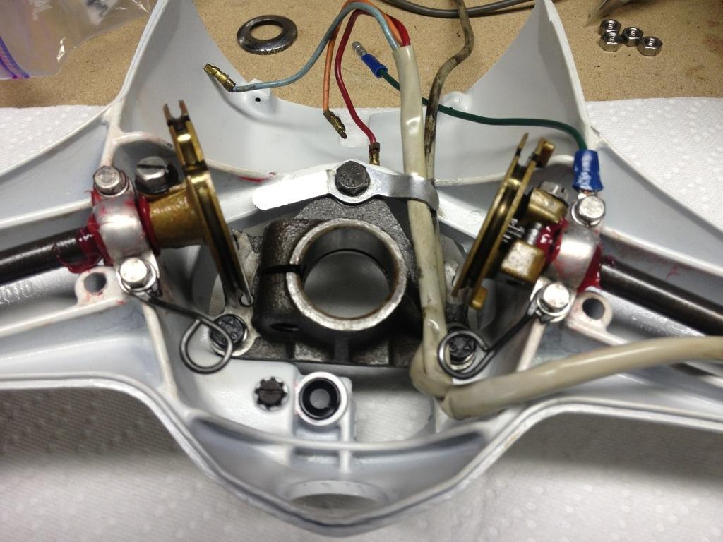 lambretta wiring diagram with indicators trane xl90 model headset 1965 tv 175 series 3