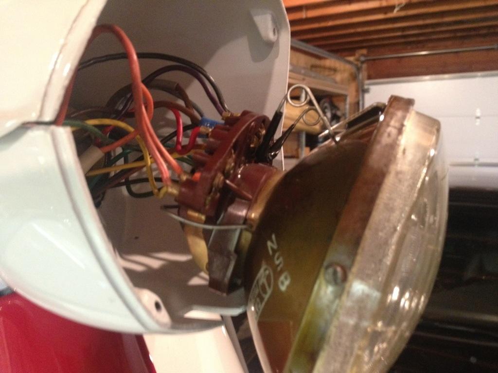 lambretta wiring diagram dual capacitor motor headset 32