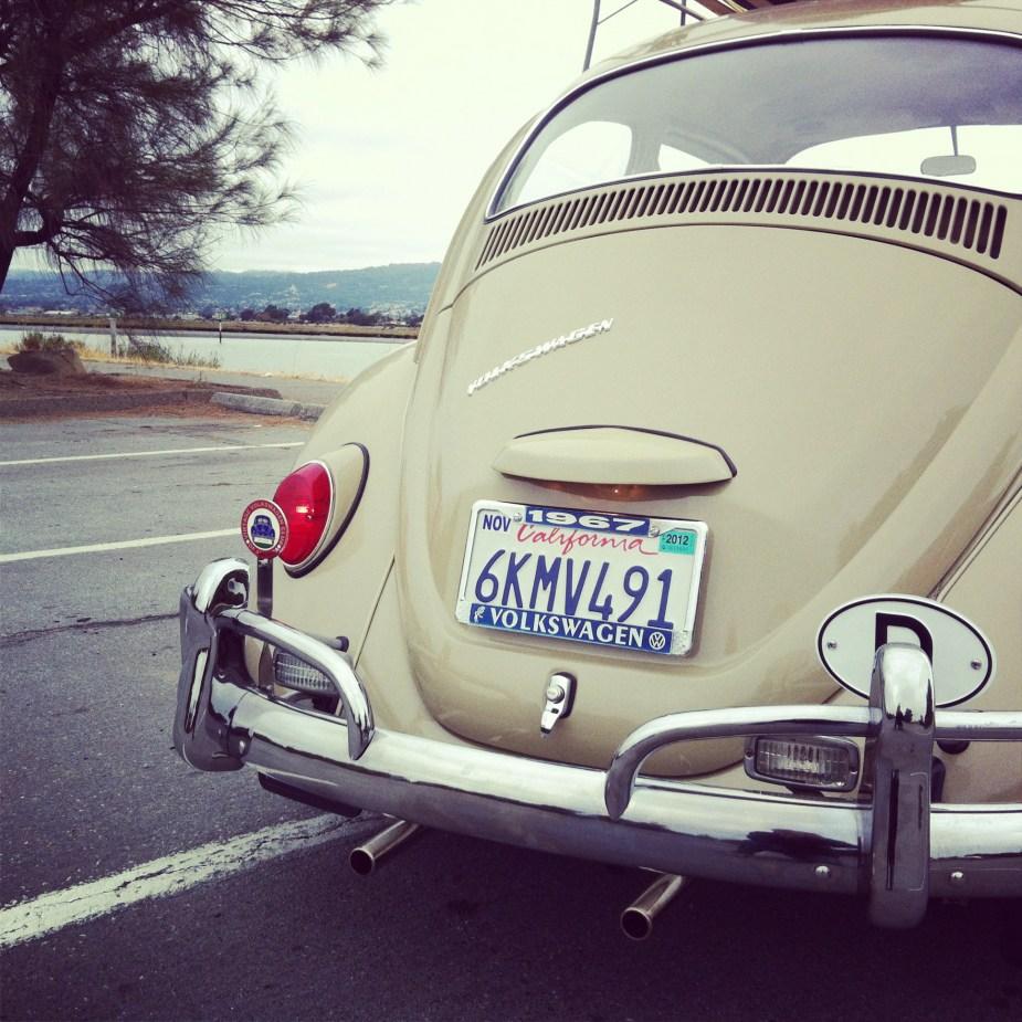Eric Shoemaker's '67 Beetle