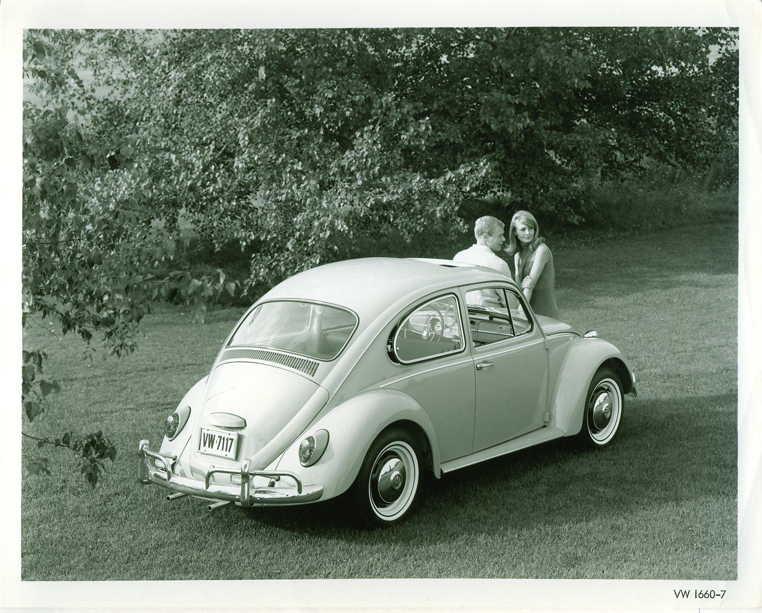 original  beetle press   vw beetle