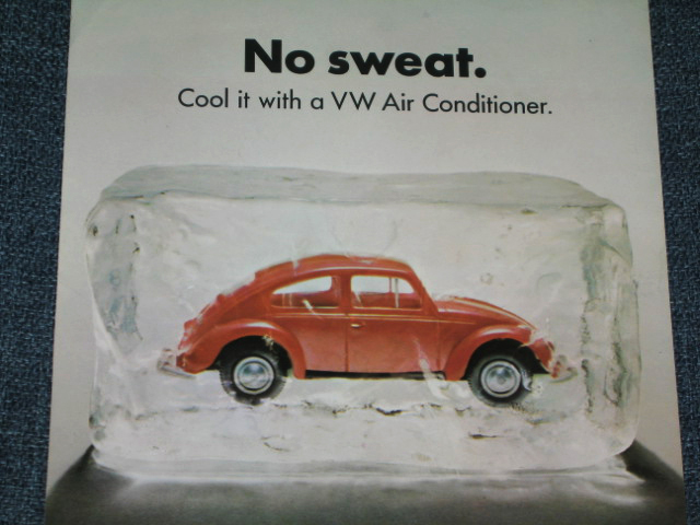 67 Volkswagen Beetle Air Conditioning – 1967 VW Beetle